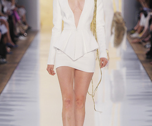 alexandre vauthier, fashion, and dress image