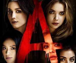 allison, pll, and emily image