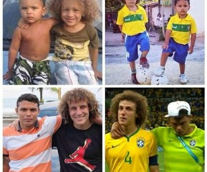 thiago silva, david luiz, and brazil image