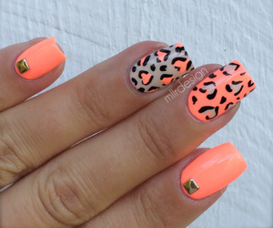 fluor, moda, and nails image