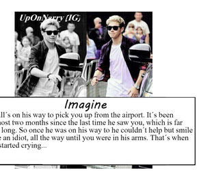 imagine, niall horan, and one direction imagine image