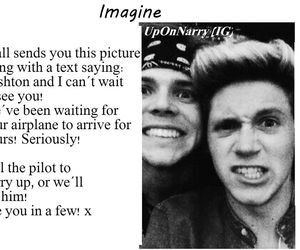 imagine, niall horan, and ashton irwin image