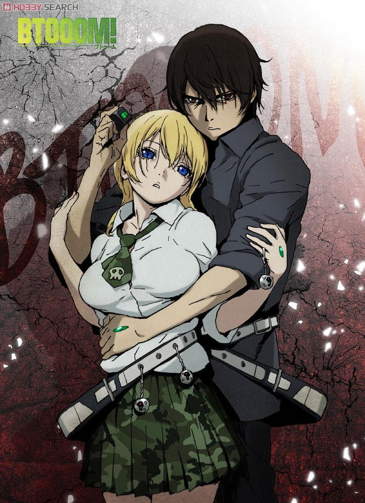 Btooom! discovered by ~ on We Heart It