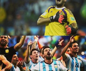 argentina and world cup image