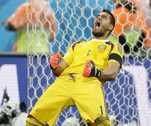 romero, world cup, and fifa image