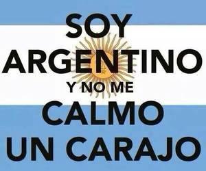 cool, argentina orgullosa ._., and messi te hago pibes image