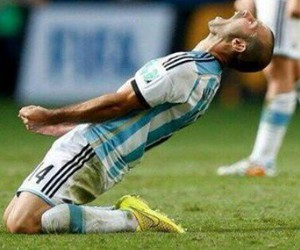 argentina, mascherano, and world cup image