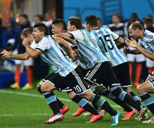 argentina, mundial, and final image