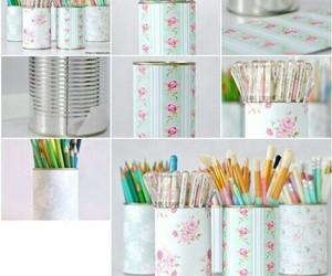 diy, pencil, and tutorial image