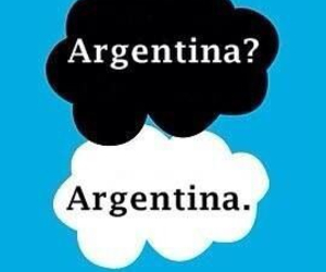 argentina, proud, and world cup image
