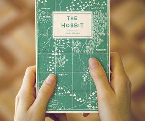 book, the hobbit, and hobbit image