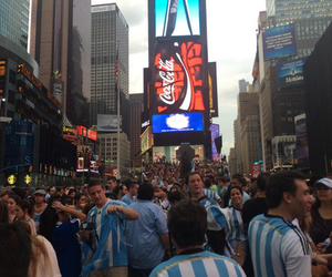 argentina, new york, and times square image