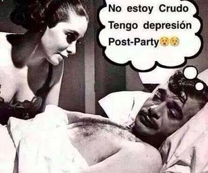 depresion, cruda, and post-party image