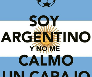 argentina, final, and emocion image