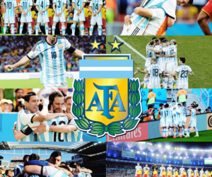 argentina, brasil, and world cup image