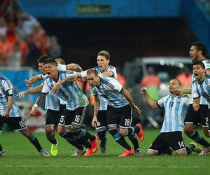argentina, world cup, and final image