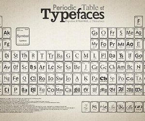 typefaces and typography image