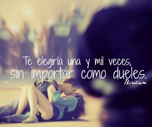 love, girl, and frases image