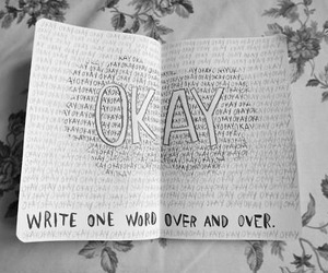 okay, the fault in our stars, and wreck this journal image
