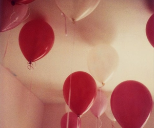 adorable, balloons, and bright image