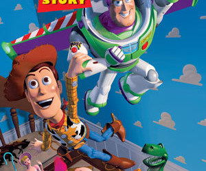 woody, toy story, and buzz image
