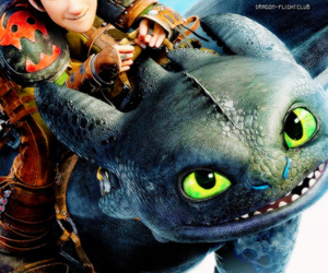 dragon, dreamworks, and hiccup image