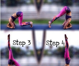 step by step and fitness image
