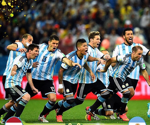 argentina, brasil, and brazil image