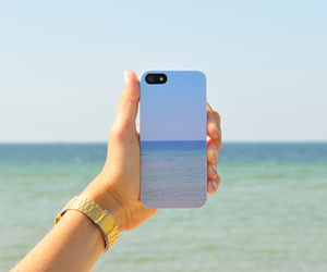 iphone, summer, and cool image
