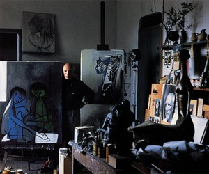 art, picasso, and Pablo Picasso image