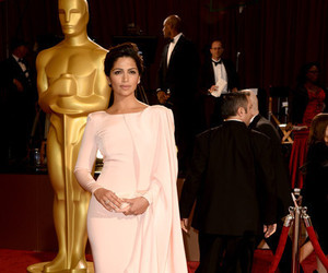 beauty, famous, and camila alves image