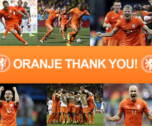 netherlands and worldcup image