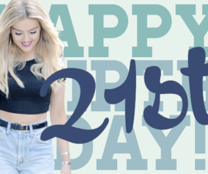 birthday, perrie edwards, and little mix image