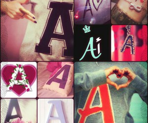a, love, and أحرف image