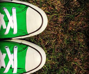 green, colors, and converse image