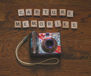 camera, memories, and photography image