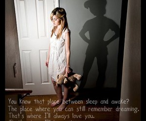 peter pan, quote, and Dream image