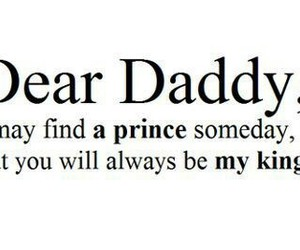 always, daddy, and king image