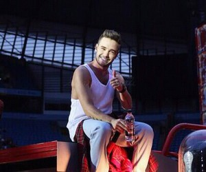 liam payne, one direction, and smile image
