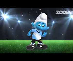 smurfs, world cup, and argentina image