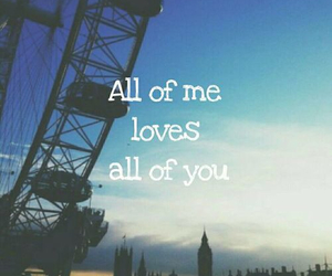 love, all of me, and john legend image