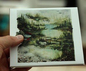 bon iver, music, and photography image