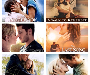 love, dear john, and the notebook image