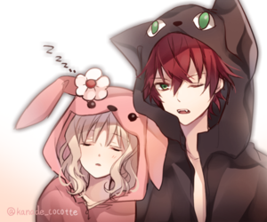 diabolik lovers, anime, and ayato image