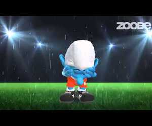 netherlands, smurfs, and world cup image
