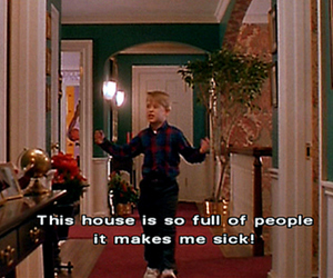 home alone, people, and movie image
