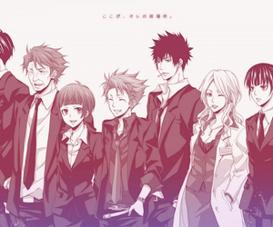 psycho pass, psycho-pass, and anime image