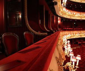 opera, theatre, and theater image