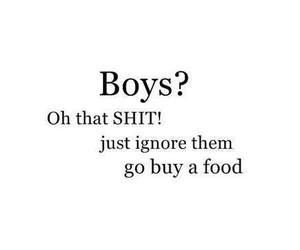 boy, food, and shit image