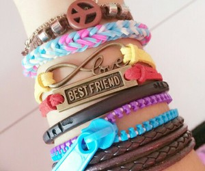 cute and bracelet image